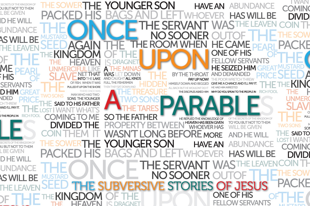 jesus and the use of parables essay Christianity, bible, gospel - jesus and the use of parables.