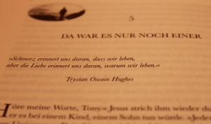 """""""Pain may remind us that we are alive, but love reminds us why we are alive"""" (Trystan Owain Hughes)"""