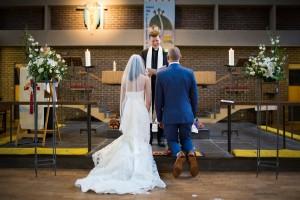 Wedding vicar