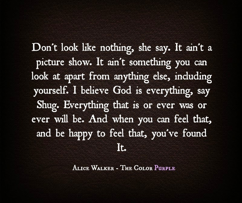 the life and times of celie in the color purple by alice walker The first time i read the poem, i thought about nettie and celie, in the novel the color purple by alice walker in my opinion celie would be considered the caged bird.